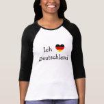 Ich liebe Deutschland Shirt