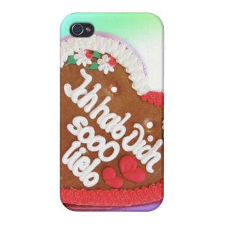 Ich liebe Dich... Etui Fürs iPhone 4