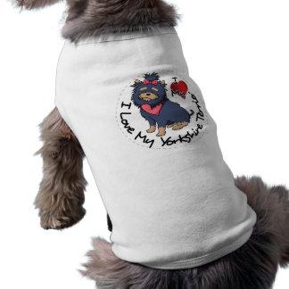 Ich-Liebe-Mein-Yorkshire-Terrier Shirt