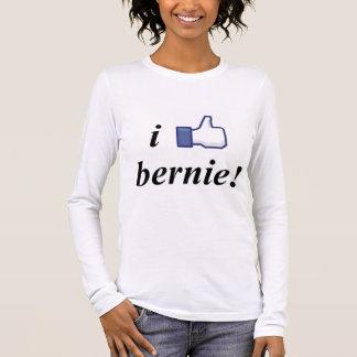 ICH MAG BERNIE! LANGARM T-Shirt