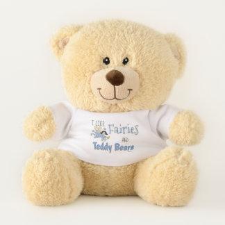 Ich mag Feen und Teddybären Teddybär