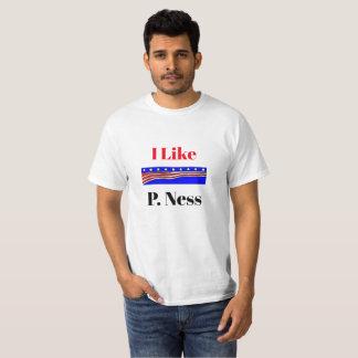 Ich mag Feiertags-Shirt P. Ness Christmas
