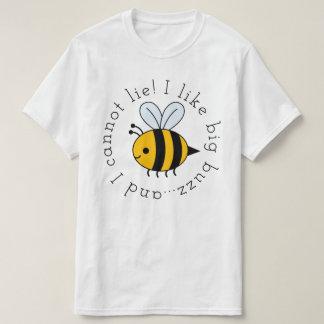 Ich mag großes Summen T-Shirt