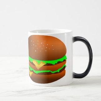 Ich mag Hamburger, Verwandlungstasse