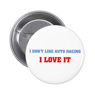 Ich mag nicht das laufende Auto, i-Liebe es Buttons