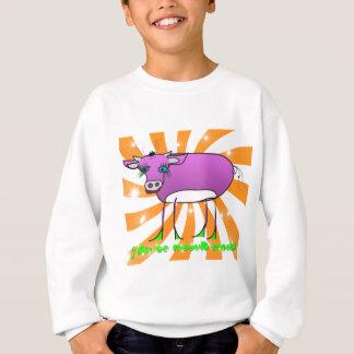 Ich mag zu movit movit sweatshirt