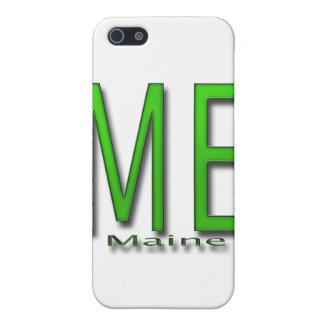 ICH Maine-Grün iPhone 5 Schutzhülle
