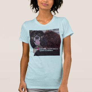 ICH MUSS SIE KÜSSEN,…, DAS ICH IHM NICHT HELFEN T-Shirt