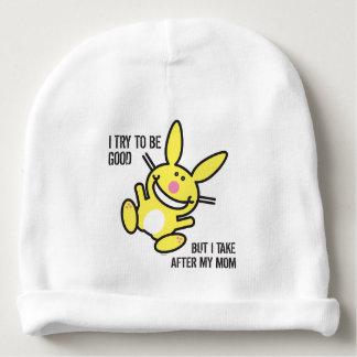 Ich nehme nach meiner Mamma Babymütze