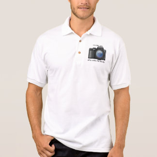 Ich nenne das Schuss-Polo Polo Shirt