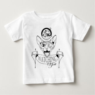 Ich passe Sie auf Baby T-shirt