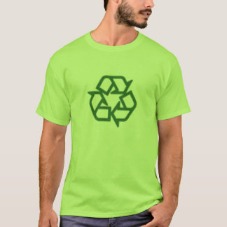 Ich recycle T-Shirt