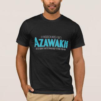 Ich rettete ein Azawakh (weiblichen Hund) T-Shirt
