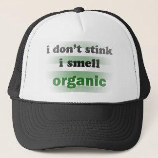 Ich rieche Bio Truckerkappe