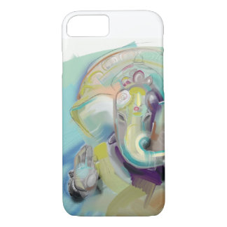 Ich rufe Abdeckung 6 mit Ganesh Entwurf an iPhone 8/7 Hülle