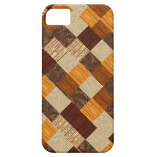 Ich rufe Fall mit mit Ziegeln gedecktem Blick an iPhone 5 Schutzhüllen