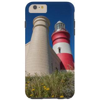 Ich rufe schützenden Fall S6 mit Leuchtturm an Tough iPhone 6 Plus Hülle
