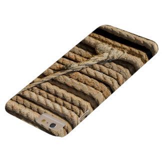 Ich rufe schützenden Fall S6 mit Seemann-Knoten an Barely There iPhone 6 Plus Hülle