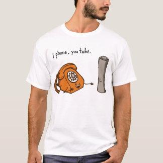 Ich rufe, Sie Rohr an. Shirt