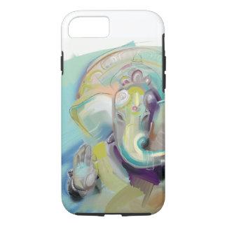 Ich rufe starke Abdeckung 6 mit Ganesh Entwurf an iPhone 8/7 Hülle