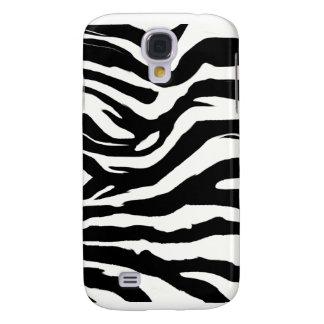 Ich rufe Zebra-Mobiltelefon-Kastenabdeckung an Galaxy S4 Hülle