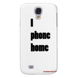 Ich rufe Zuhause an Galaxy S4 Hülle