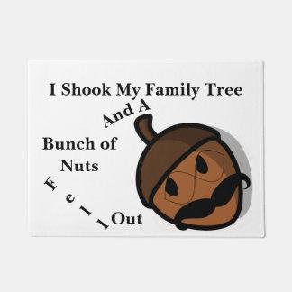 Ich rüttelte meinen Stammbaum Türmatte