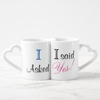 Ich sagte ja! Tasse
