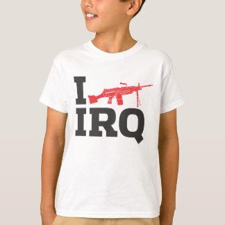 ICH SAH DEN IRAK T-Shirt