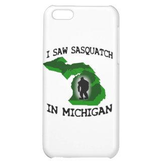 Ich sah Sasquatch in Michigan