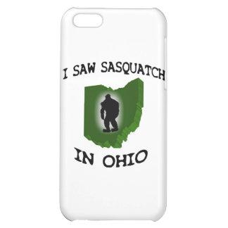 Ich sah Sasquatch in Ohio