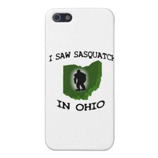 Ich sah Sasquatch in Ohio Etui Fürs iPhone 5
