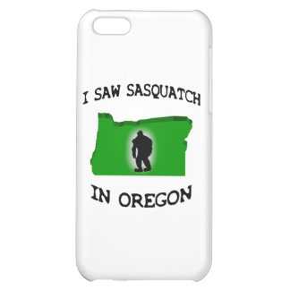 Ich sah Sasquatch in Oregon