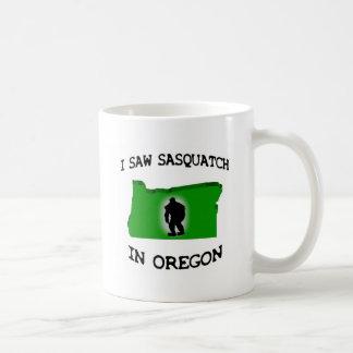 Ich sah Sasquatch in Oregon Haferl