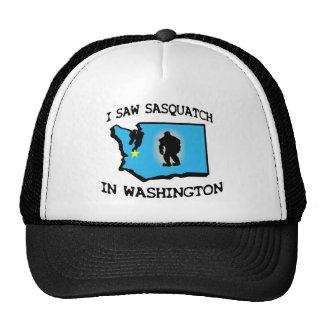 Ich sah Sasquatch in Washington Retrokultcap