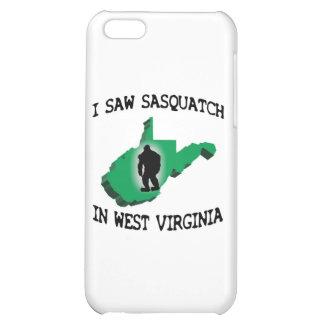 Ich sah Sasquatch in West Virginia