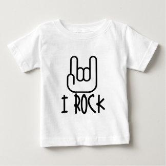 Ich schaukele! baby t-shirt