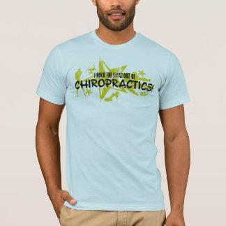 ICH SCHAUKELE DAS S#%! - CHIROPRAKTIKEN T-Shirt