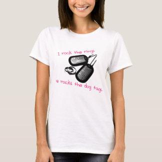 Ich schaukele die Ringe T-Shirt