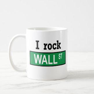 Ich schaukele Wall Street - Tasse