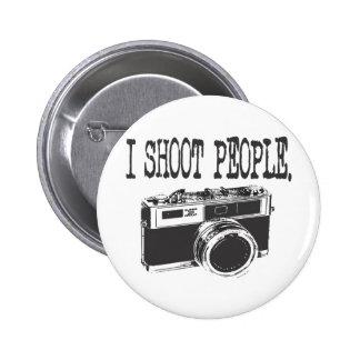 Ich schieße Leute Button