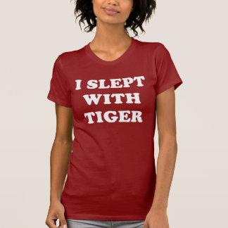 Ich schlief mit Tiger