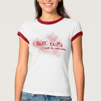 Ich schoss Amor T-Shirt