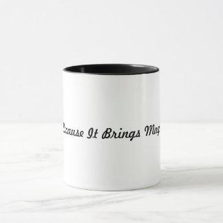 Ich schreibe weil Tasse