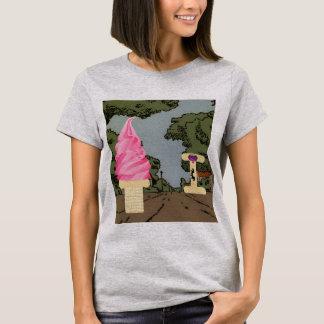 Ich schreie für Eiscreme T-Shirt
