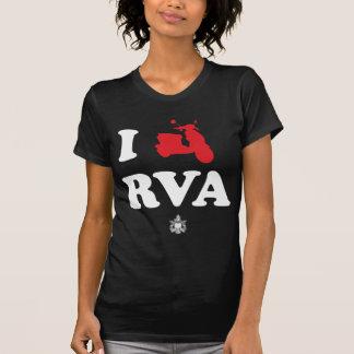 Ich scoot RVA - Freund - Damen T-Shirt