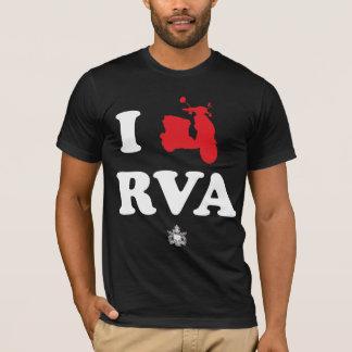 Ich scoot RVA - Freund T-Shirt