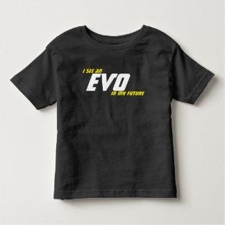 Ich sehe ein EVO in meiner Zukunft Kleinkind T-shirt