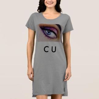 Ich sehe Sie Kleid