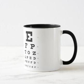 Ich sehe tasse